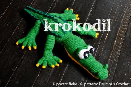 86 - Krokodil - fiekefatjerietjes