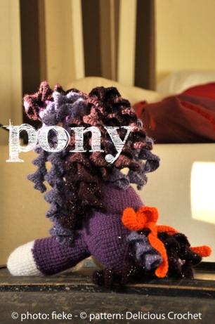 87 - Pony (2) - fiekefatjerietjes